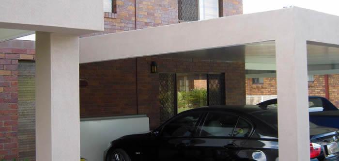 Concrete Flat Roof