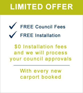 Latest Carport Specials